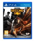 inFamous: Second Son Playstation 4 (PS4) video spēle