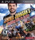 Jimmie Johnson's Anything With An Engine Playstation 3 PS3 video game