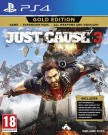 Just Cause 3 Gold Edition Playstation 4 (PS4) video spēle
