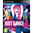 Just Dance 4 (Move) Playstation 3 (PS3) video game