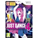 Just Dance 4 Nintendo Wii video spēle