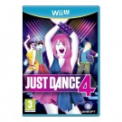 Just Dance 4 Nintendo Wii U (WiiU) video game