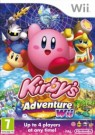 Kirby's Adventure Nintendo Wii video game
