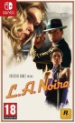 L.A. Noire Nintendo Switch video spēle