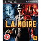 L.A. Noire (LA Noire) Playstation 3 (PS3) video spēle