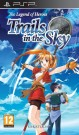 Legend of Heroes Trails in the Sky PSP spēle