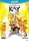 Legend of Kay Anniversary Nintendo Wii U (WiiU) video game