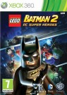 LEGO Batman 2: DC Super Heroes Xbox 360 video spēle
