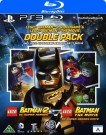 LEGO Batman 2 DC Super Heroes and Lego Batman Blu-ray Movie Playstation 3 (PS3) video game