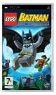 LEGO Batman: The Video Game PSP game