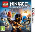 LEGO Ninjago 3 Shadow of Ronin Nintendo 3DS spēle