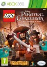 LEGO Pirates of the Caribbean Xbox 360 video spēle