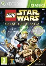 LEGO Star Wars The Complete Saga Xbox 360 video spēle