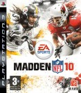 Madden NFL 10 Playstation 3 (PS3) video game