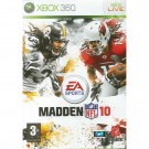 Madden NFL 10 Xbox 360 video game
