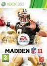 Madden NFL 11 Xbox 360 video game
