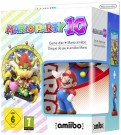 Mario Party 10 with Mario Amiibo Figure Nintendo Wii U WiiU video game