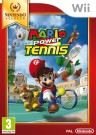 Mario Power Tennis Nintendo Wii video game