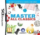 Master All Classics NDS Nintendo DS game