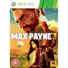 Max Payne 3 Xbox 360 video game