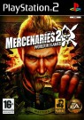 Mercenaries 2: World in Flames Playstation 2 (PS2) video game