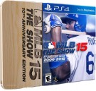 MLB 15 The Show - 10th Anniversary Edition Playstation 4 PS4 video spēle