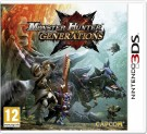 Monster Hunter: Generations Nintendo 3DS spēle