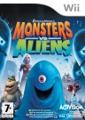 Monsters vs. Aliens Nintendo Wii video game