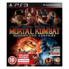 Mortal Kombat Komplete Edition Playstation 3 (PS3) video spēle