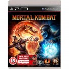 Mortal Kombat Playstation 3 (PS3) spēle
