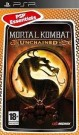 Mortal Kombat: Unchained Playstation PSP game
