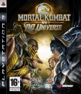 Mortal Kombat vs DC Universe Playstation 3 (PS3) video spēle