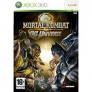 Mortal Kombat vs DC Universe Xbox 360 video spēle