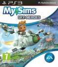 MySims Sky Heroes (My Sims Sky Heroes) Playstation 3 (PS3) video spēle - ir veikalā