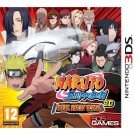 Naruto Shippuden 3D: The New Era 3DS