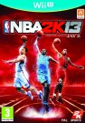 NBA 2K13 Nintendo Wii U (WiiU) video game