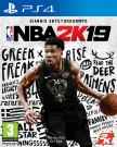 NBA 2K19 Playstation 4 (PS4) video game