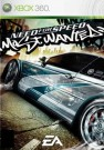 Need for Speed: Most Wanted Xbox 360 video spēle