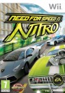 Need for Speed: Nitro Nintendo Wii video game