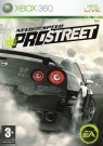 Need for Speed: ProStreet (Pro Street) Xbox 360 video spēle