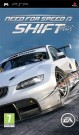 Need for Speed: Shift PSP game