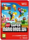 New Super Mario Bros Nintendo Wii video game