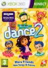 Nickelodeon Dance 2 (Kinect) Xbox 360 video game