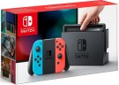 Nintendo Switch Console with Neon Red & Blue Joy-Con spēļu konsole