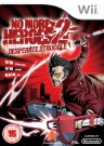 No More Heroes 2 Desperate Struggle Nintendo Wii video game