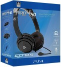 Official Licensed PRO4-40 Stereo Gaming Headset (BLACK) PS4 Playstation 4 austiņas