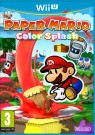 Paper Mario Color Splash Nintendo Wii U video game