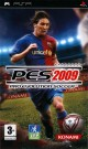 PES Pro Evolution Soccer 2009 PSP game