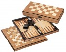 Galda spēle Philos Chess-Backgammon-Checkers-Set, field 40 mm 2518 šahs dambrete nardi