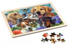 Philos Wooden frame puzzle, Togetherness 9003